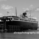 SS Badger Lake Michigan Carferry